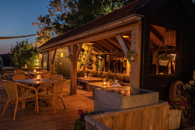 Eetcafe de Millem Camping Cupido Terschelling